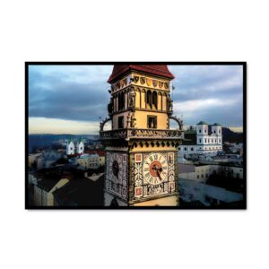 drohnepassau-Rathausturm